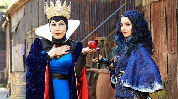 Méchante Reine, personnage dans  Descendants