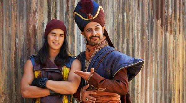 Jafar, personnage dans  Descendants