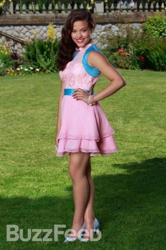 Audrey, personnage dans   Descendants