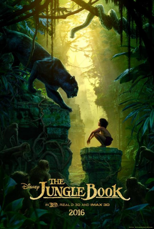 Le Livre de la Jungle   le film