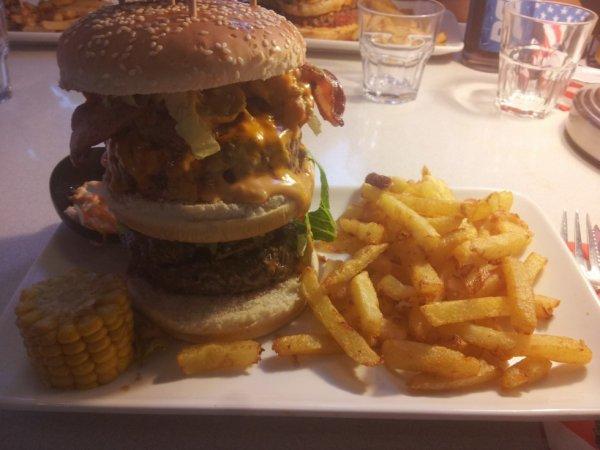 Vive le Americain Diner :3