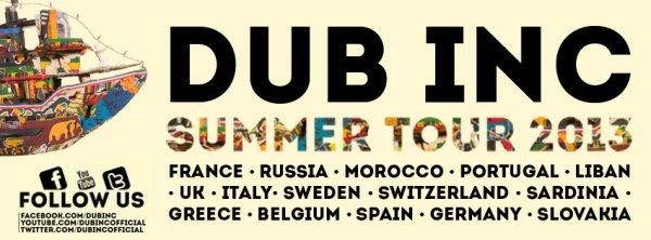 7 Décembre bonjour Dub Inc !! *.*