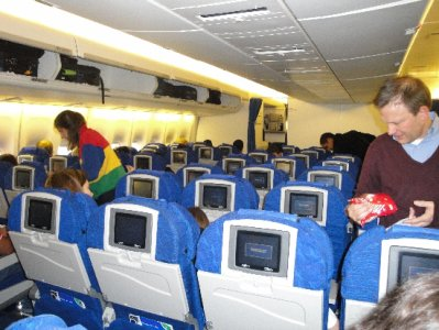 L 39 interieur du boeing 747 m4h usa for Interieur 747 cargo