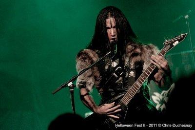 Haarath (guitars / chant )