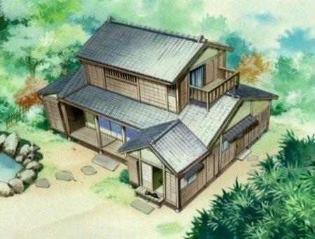 Commune : La Maison !
