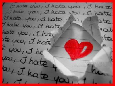 J't'hais... J't'aime