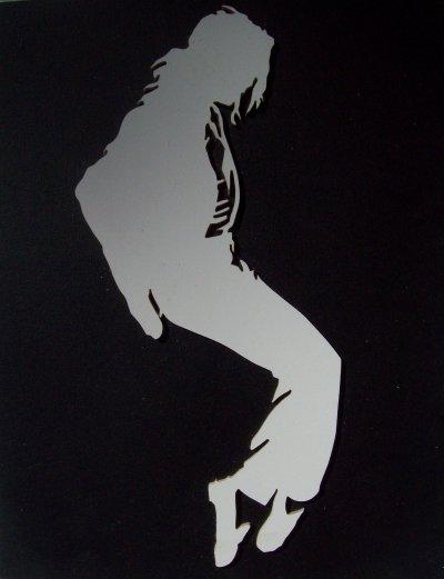 silhouette Michael Jackson