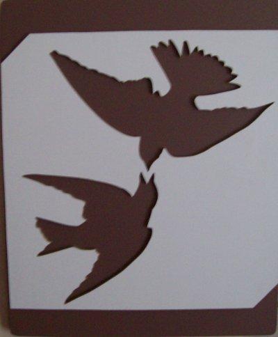 les oiseaux ....