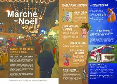 Marché de Noël à La Crau