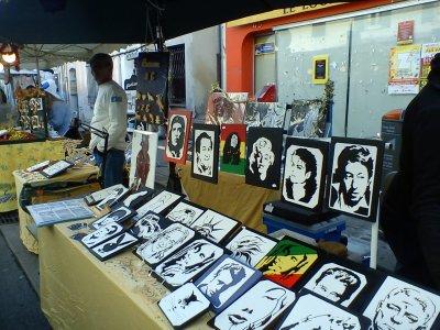 marché de Noël de La Crau