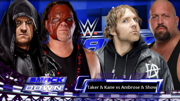 Preview Friday Night SmackDown