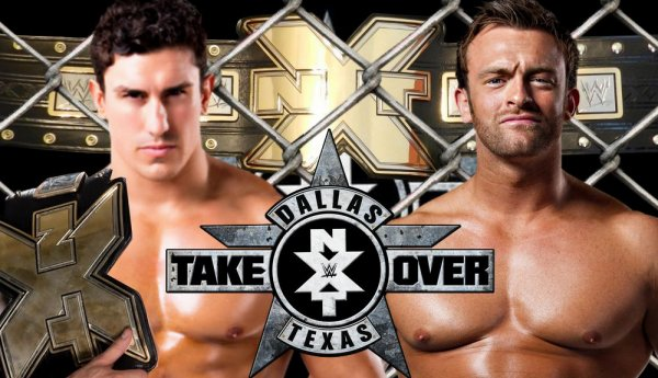 Preview NXT TakeOver Dallas