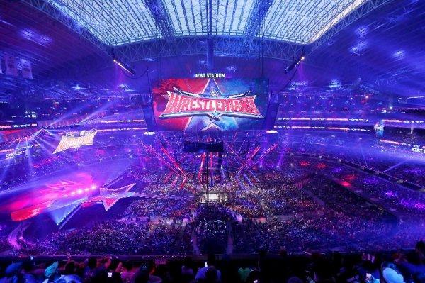 Preview Wrestlemania XXXIII