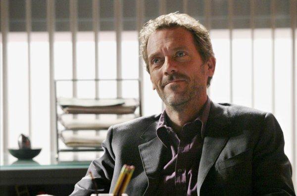«- Je suis occupé. En fait comme vous le voyez je ne suis pas occupé, c'est une façon polie de vous dire de dégager. »  Docteur House