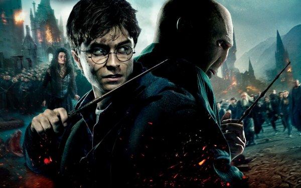 «- Aucun d'eux ne peut vivre tant que l'autre survit. » Harry Potter 5
