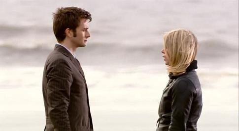 «- Si vous êtes un extra-terrestre, pourquoi avez-vous l'accent du nord ? - Toutes les planètes ont un nord.»  Doctor Who