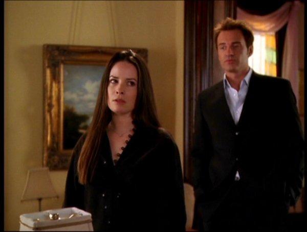 « -Allez au Diable ! - Ce sera avec plaisir, il me manque terriblement ! » Charmed