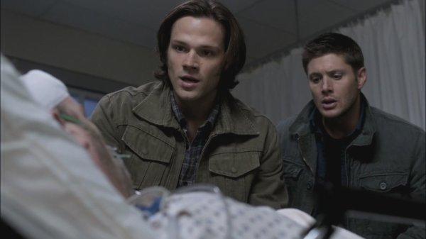 « Si vous voyez Dieu, dites-lui de m'envoyer des jambes. » Supernatural