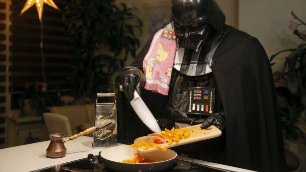 """« Vous ne m'enlèverez pas  l'idée que Dark Vador aurait été bien plus terrifiant en disant : """"Luke, je suis ta belle-mère"""". »"""