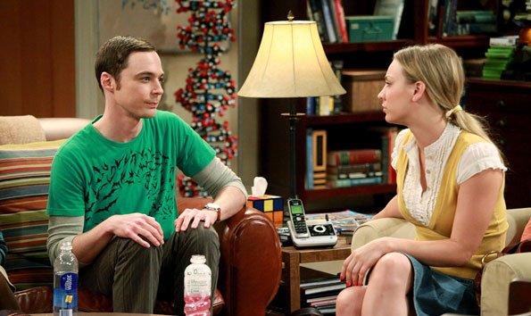 « - Sheldon, je peux te poser une question. - Je ne préférerais pas mais je ne vais tout de même pas te l'interdire .» The Big Bang Theory