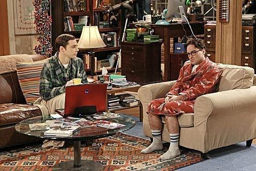 «  - Et si on me kidnappe, qu'on enregistre ma voix et qu'on me coupe le pouce ? -  Je leur envoie un panier de muffins » The Big Bang Theory
