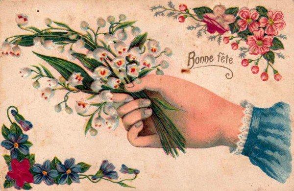 Bonne et heureuse Fête du 1er mai 2015