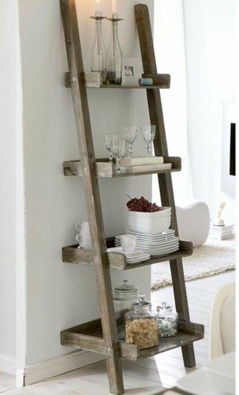 DIY avec divers usages d'échelles