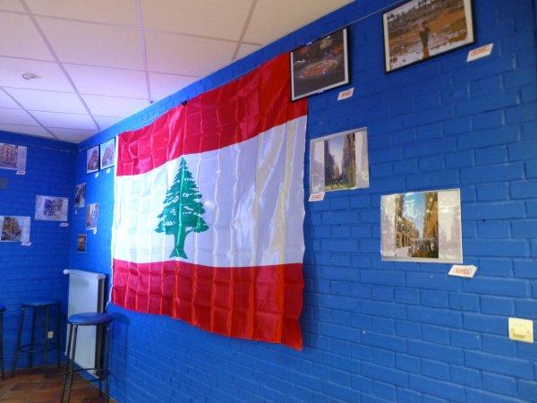 Soirée libanaise et divers aperçus