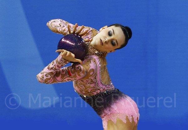 Liubov Charkashyna - Marianne Piquerel