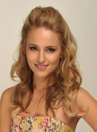 Dianna Agron alias Quinn Fabray