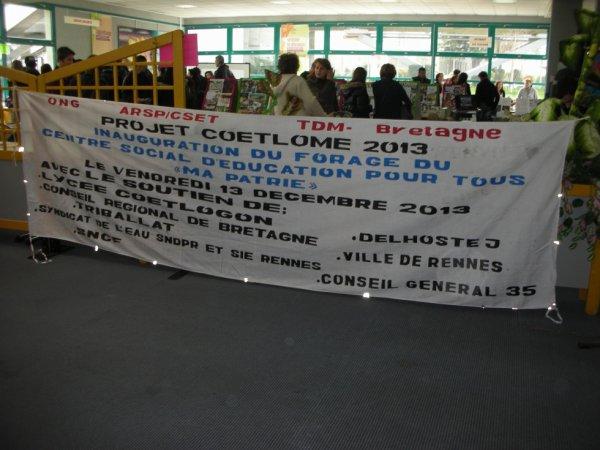 Exposition portes ouvertes du 28 mars 2014