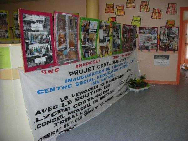 Forum Education au développement durable à Guichen le 21 mai 2014