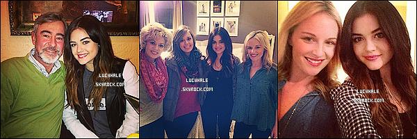 Une fois de plus, une nouvelle photo promotionnelle d'Aria pour l'épisode 04 x 14 est apparue. N'oubliez pas que cet épisode intitulé « Who's in the Box ? » de PLL  sort le 7 Janvier 2014 sur ABC Family ! Alors, hâte ?