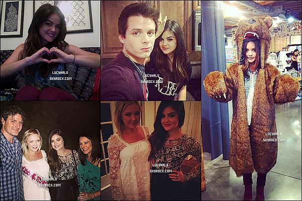 27/09/2013 : Miss Hale et sa meilleure amie Annie faisaient du shopping dans les rues d'Hollywood. (LA)