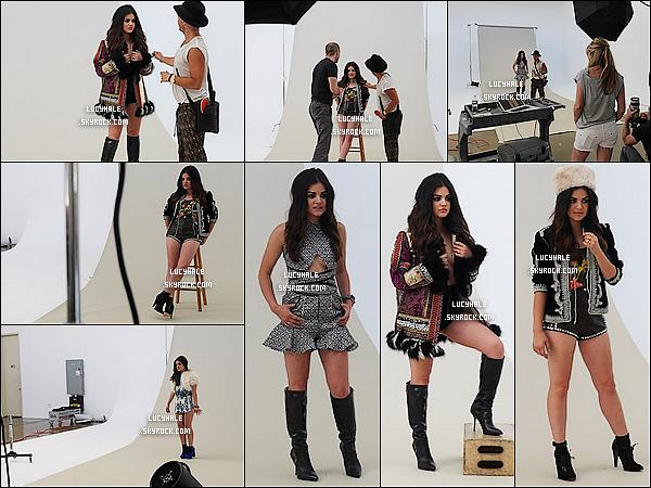 ●● Photoshoot de Lucy pour le magazine « Company » dont elle fait la couv' + Behind the Scene. Qu'en pensez-vous ? Pour ma part, je trouve que le style fait assez russe (sans blague ?) et donc il est original ! J'adhère bien.