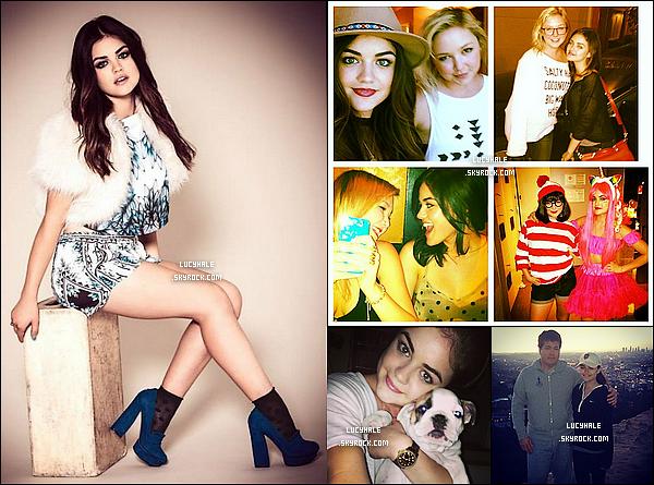 Nouvelle photo du photoshoot pour le magazine « Company » + Plusieurs photos Instagram de L.