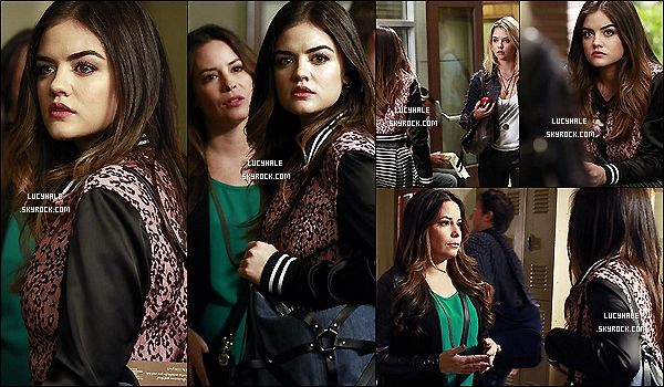 ♦ STILLS EPISODE 05 x 09 « MARCH OF CRIMES ».
