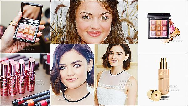 Lucy H. a désormais ouvert une rubrique en colab' avec Mark sur le site web Birdie Lulu dévoile ses secrets de beauté depuis sa plus tendre enfance jusqu'à aujourd'hui. Elle donne des conseils avisés sur le make-up.