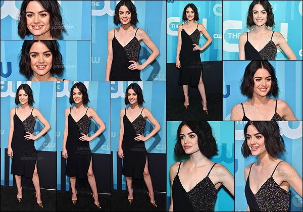 18/05/2017 : Notre Lucy s'est rendue aux CW Network's 2017 Upfront qui se déroulait à New York City. Lu' était présente pour présenter sa nouvelle série qui vient d'être achetée par la chaîne. Là bas, ils ont dévoilé le trailer. Cliquez ici pour le voir.
