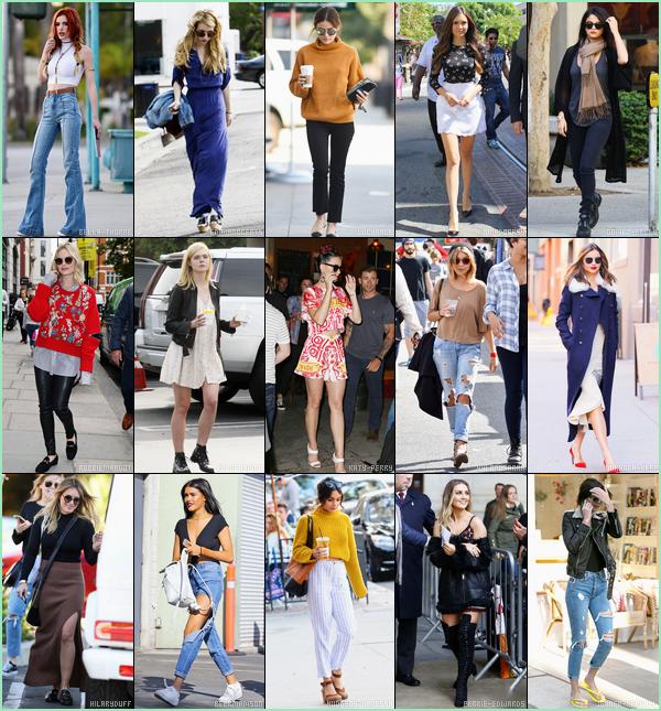 Laquelle de ces demoiselles porte la plus belle tenue automnale ? Ne votez pas pour la personne.. ! Cet article réalisé par Bella-Thorne et en collab' avec plusieurs blogs. Votez sur ce lien pour élire la tenue que vous préférez parmi les 15 proposées.