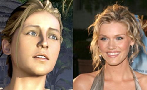 Emily Rose de retour pour Uncharted