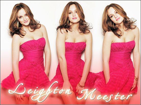 . www.MEESTER-M-LEIGHTON.SKYROCK.COM ◊ Suis toute l'actualité de Leighton Meester !  .