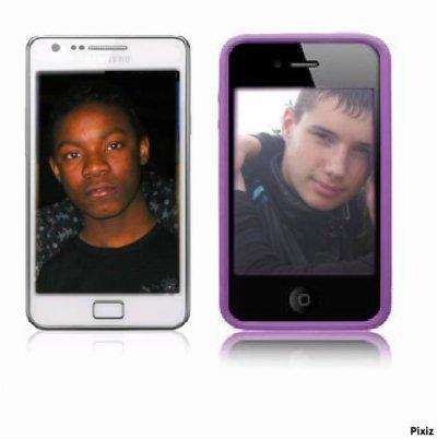 Abdoul et Logan !!