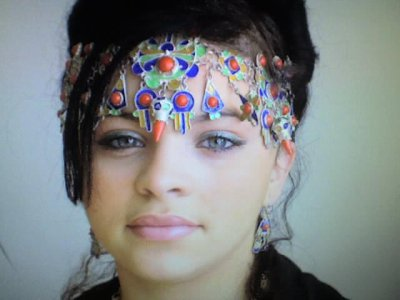 la rihanna des kabyles <3     macha''allah