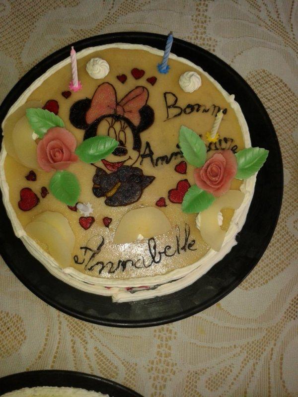 Gâteau Mini Poir Mousseline