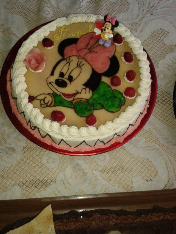 Gâteaux Mini franboicié Mousseline