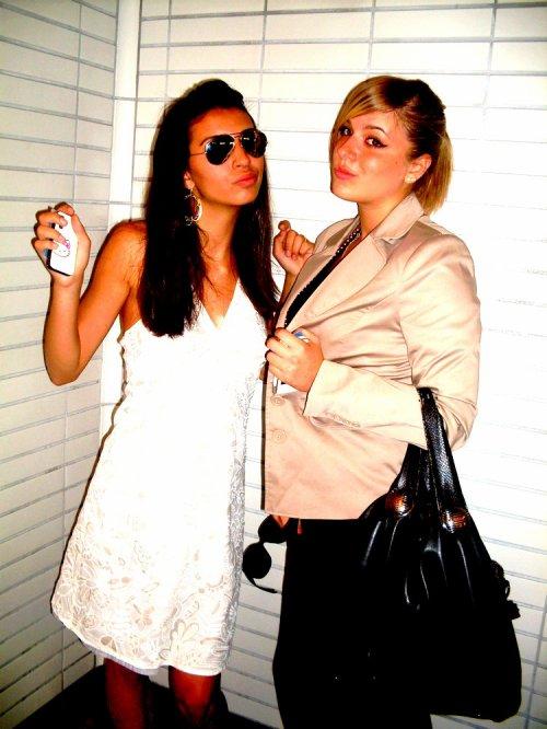 Camyla & Chany.