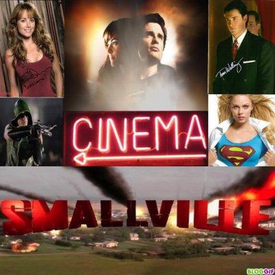 Smallville au ciné, se serait le rêve !!!
