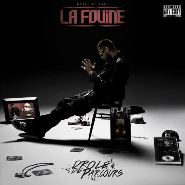 """[ ALBUM ] La Fouine """" Drôle de parcours"""" Le 4 février 2013"""