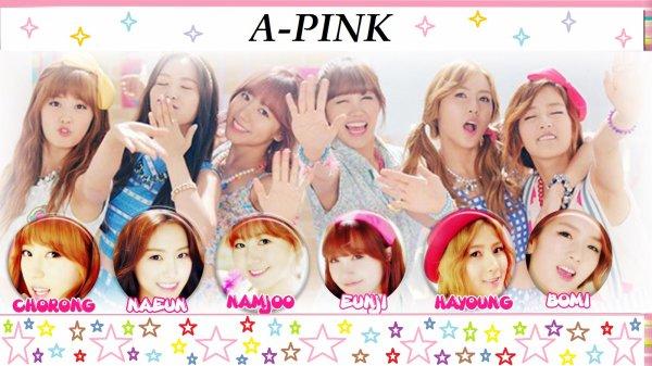 A-PINK
